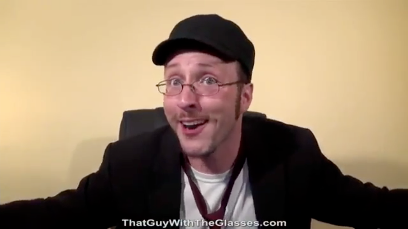 Ask The Nostalgia Critic - Ask The Nostalgia Critic - Page ...