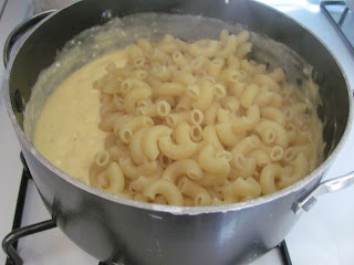 how to cook baked macaroni using oven toaster