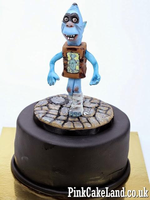 London Cakes - Boxtrolls