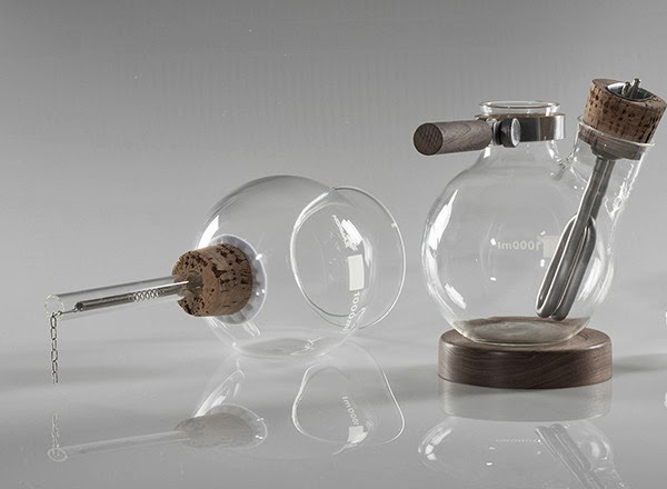 Lab Glass Coffee Maker : Cafe Balao - Science Lab Coffee Maker Spicytec