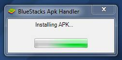 Install BlueStacks: Emulator ANdroid di PC