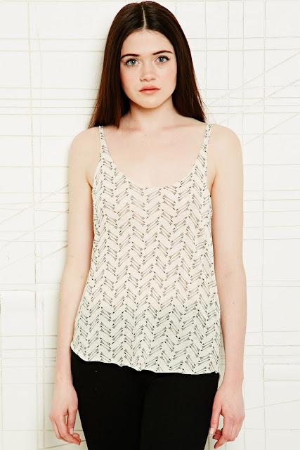 BDG herringbone shirt