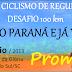 Promoção para participar do Desafio de Regularidade 100 Km