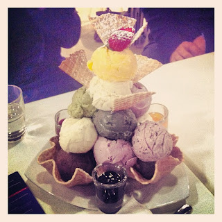 Passionflower Instagram Ice cream Sundae Sydney