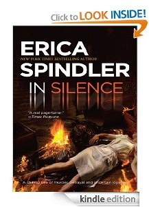 The Book Reviewer is IN: In Silence by Erica Spindler