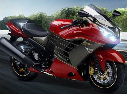 Kawasaki Ninja 250r Mono 2014