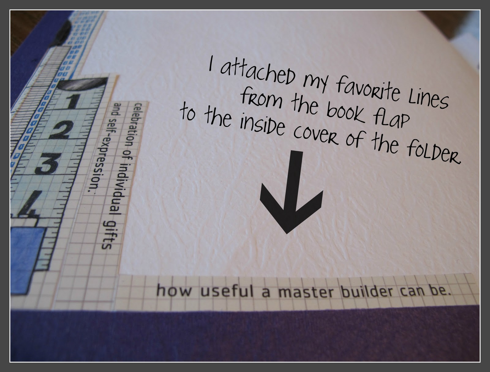 A New Use For Old Book Jackets Home Literacy Blueprint