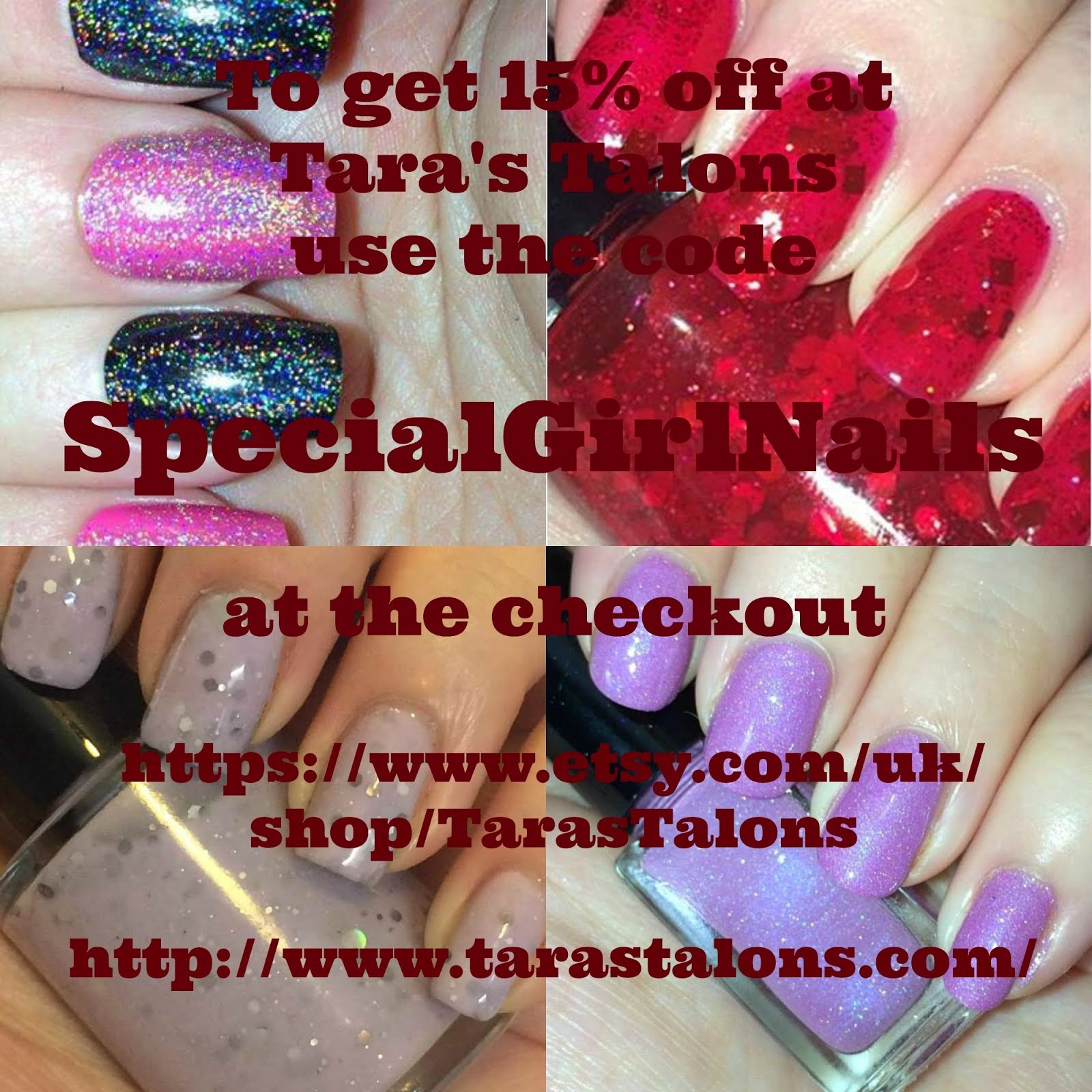 TarasTalons Discount Code!!