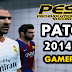 PES 6 | Patch 2014-15 | Gameplay #2