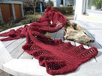 Triton shawl