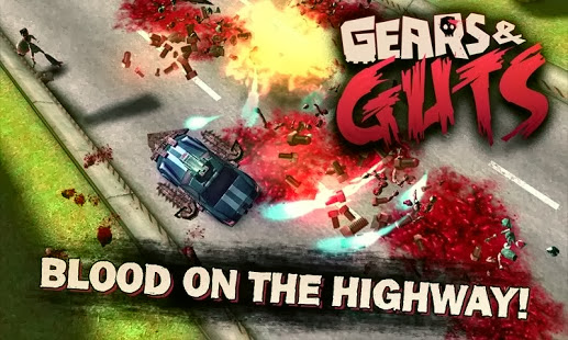 GEARS And GUTS APK OBB DATA 1.2.7 Modded Unlimited Gold Coins Android
