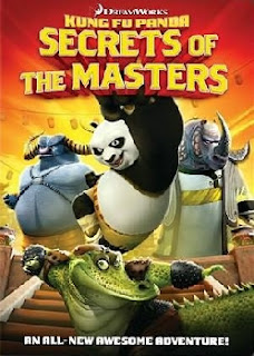Cover, resensi film, film review, Kung Fu Panda : The Secret of The Masters (2011), pic