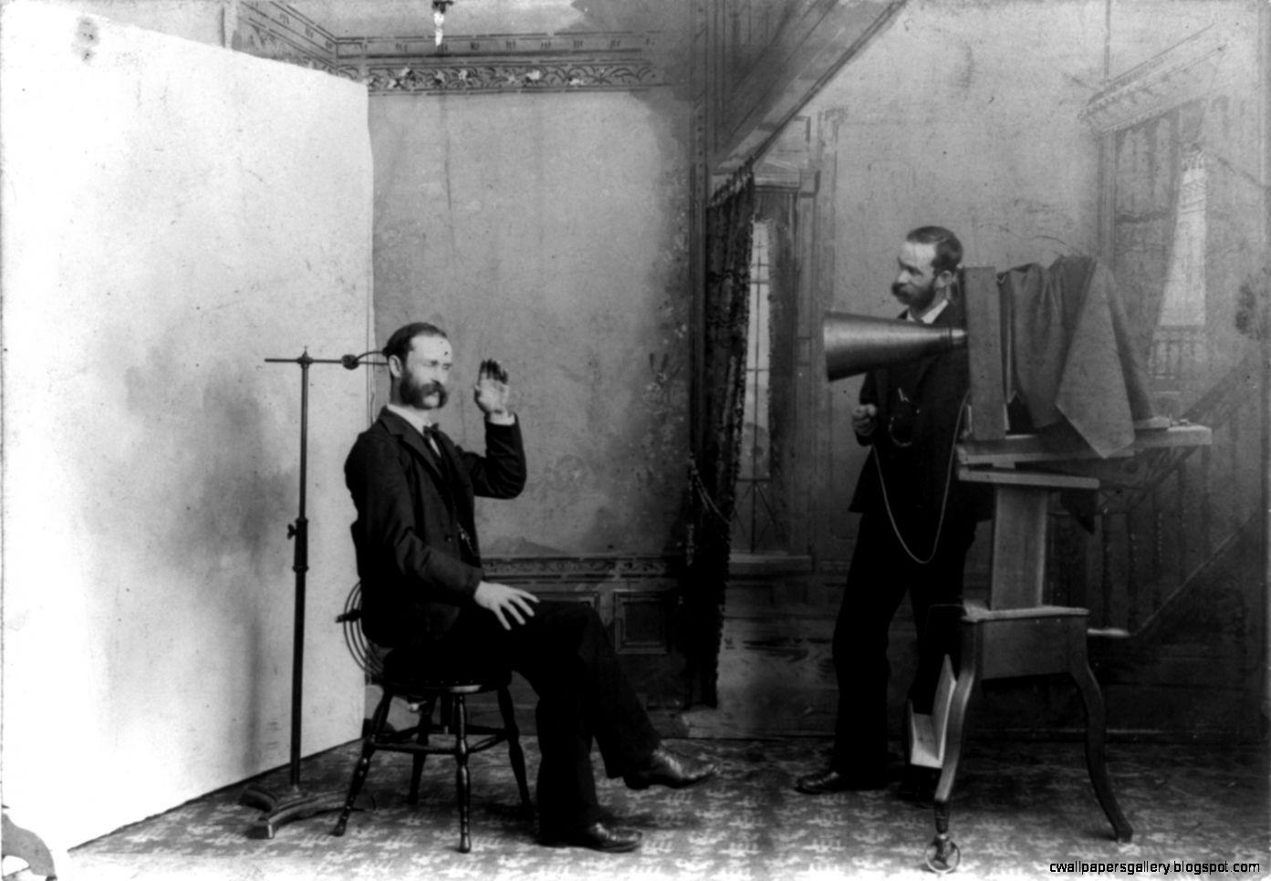 19th Century Photography Studio
