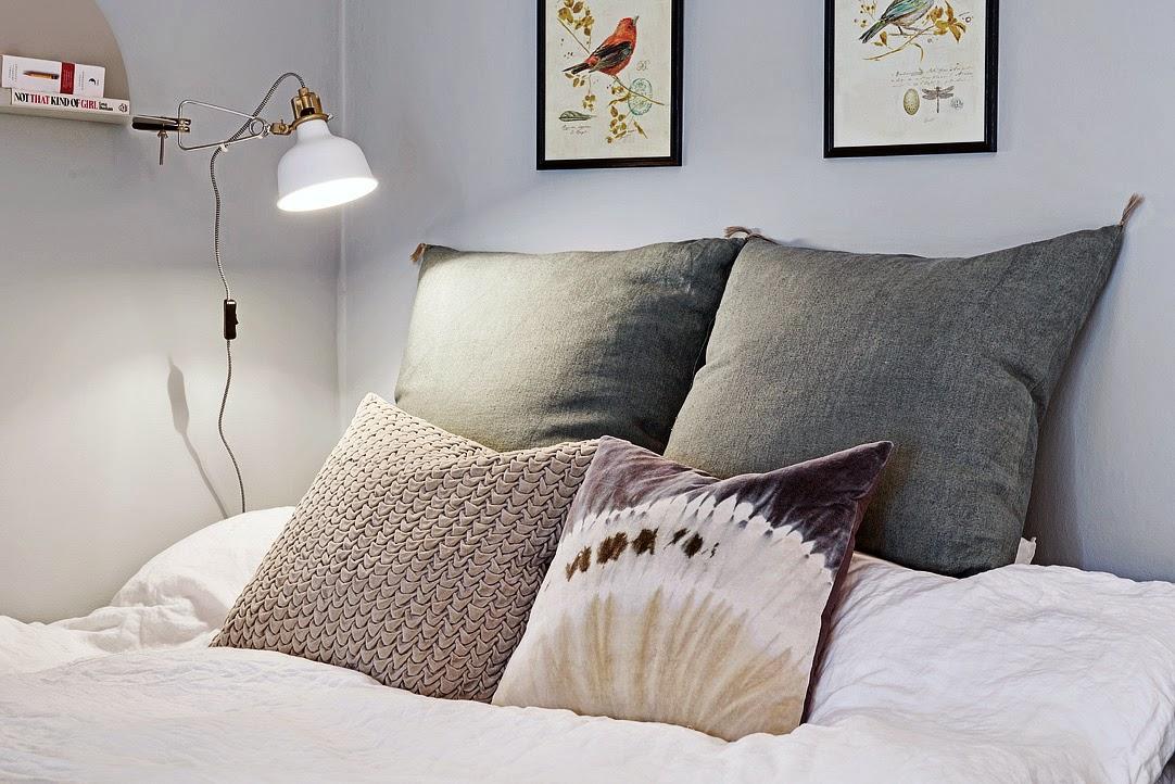 Decoraci n f cil tendencia apliques de pared en dormitorios for Apliques para subida de escalera