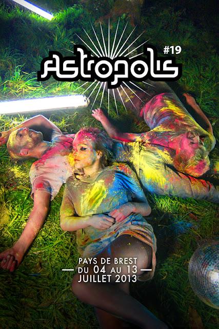 Astropolis #19 - Pays de Brest - du 4 au 13 juillet 2013