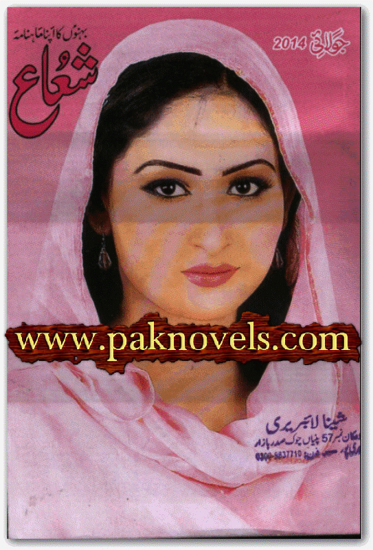 Download PDF Novel Shuaa Digest July 2014