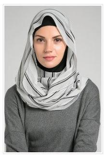 20 Model Hijab Modern Untuk Kuliah