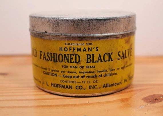 Old Fashioned Drawing Salve
