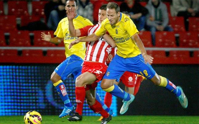 En directo UD Las Palmas - Girona