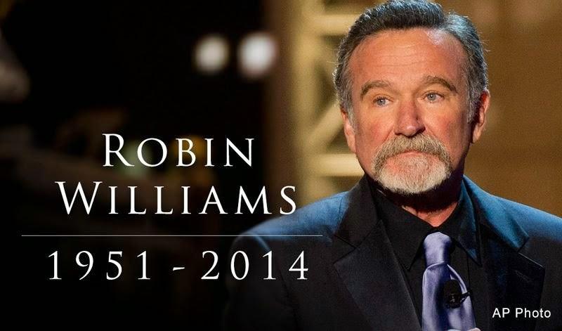 Robin Williams Dead in Suspected Suicide 2014