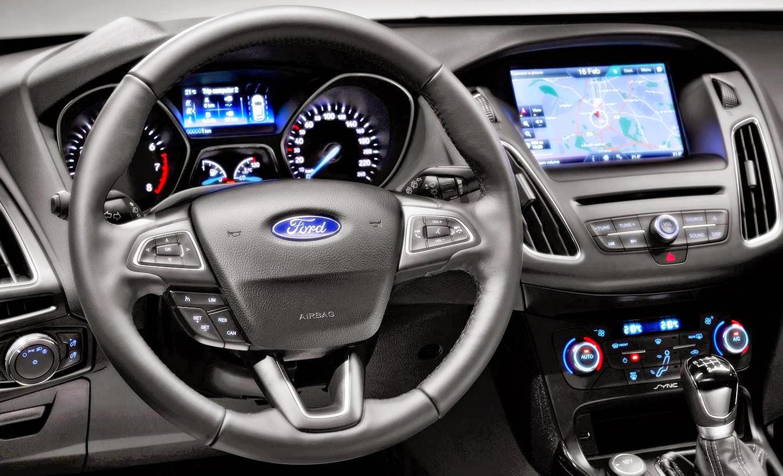 2015 Focus Hatchback ST Release