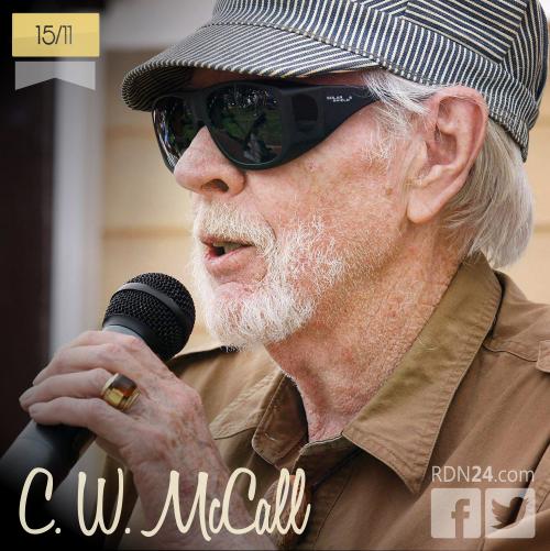 15 de noviembre | C. W. McCall | Info + vídeos