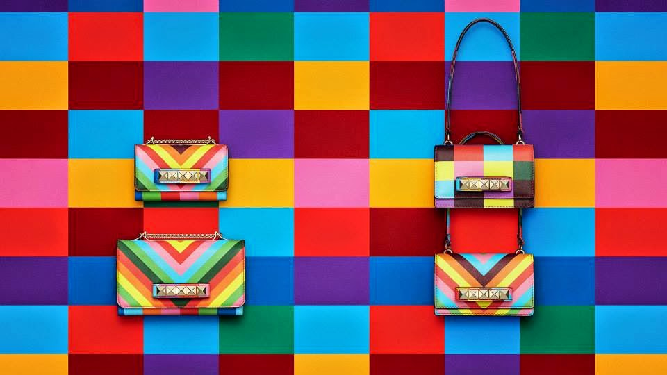 Valentino Spring 2015 Accessories Collection