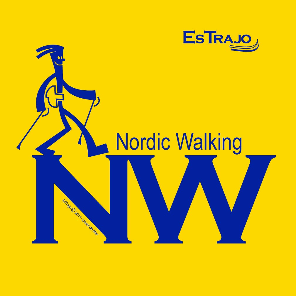NORDIC WALKING ES TRAJO LA SELVA