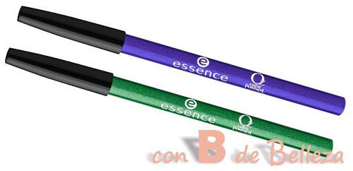 Lápices de ojos baratos