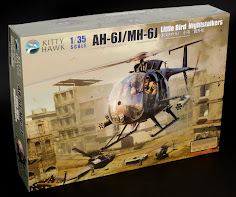 "In-Boxed: Kittyhawk's 1/35th scale AH-6J/MH-6J Little Bird ""Nightstalkers"""