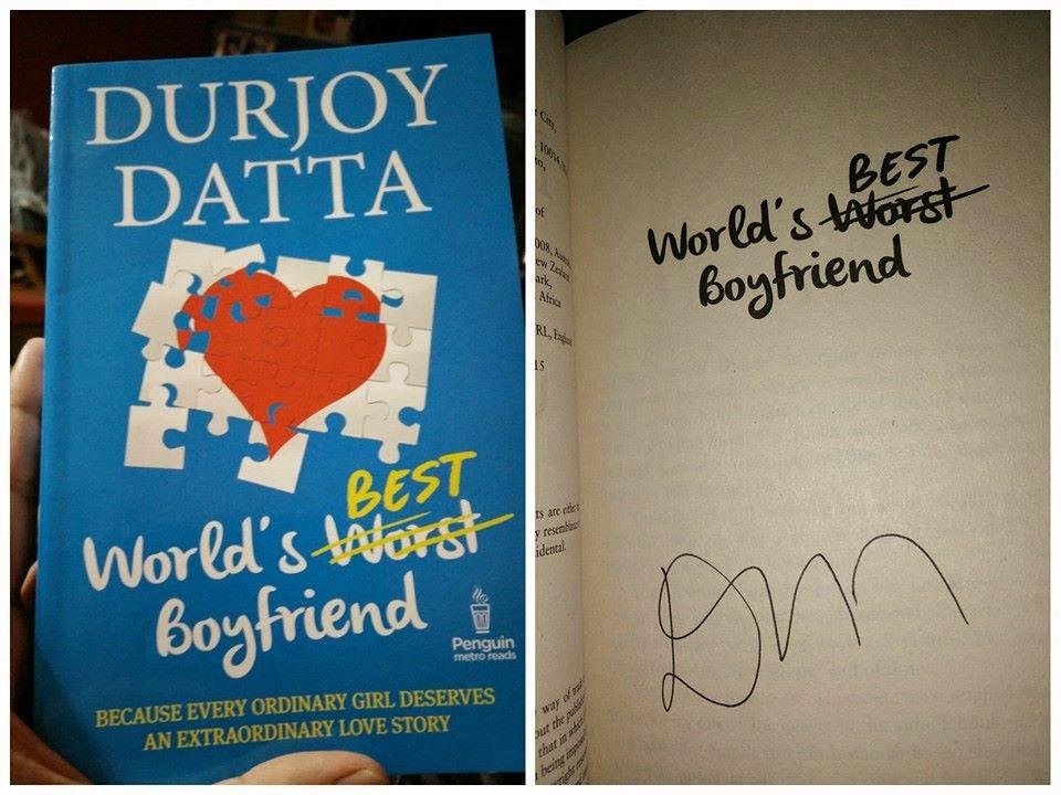 World's Best Boyfriend (Durjoy Datta) - Review