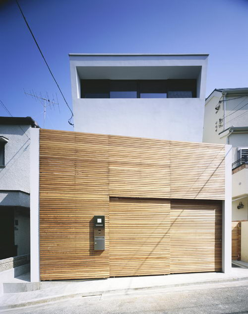 Bino the Minimalist House Design