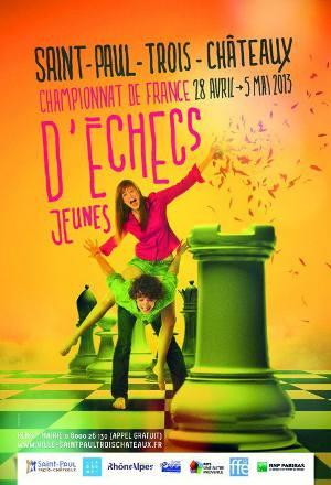 Echecs : Championnat de France Jeunes