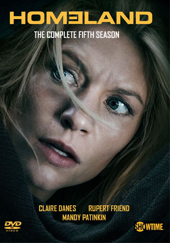 Homeland 2016 5ª Temporada Torrent - BluRay 720p Dual Áudio