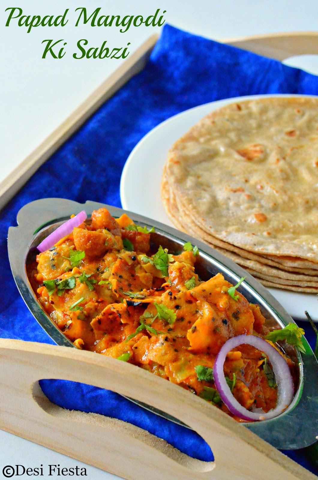 Rajasthani Regional Recipes