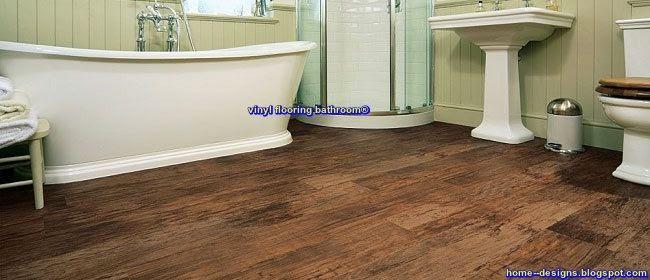 Tips a guide vinyl flooring bathroom best home design for Best vinyl for bathrooms