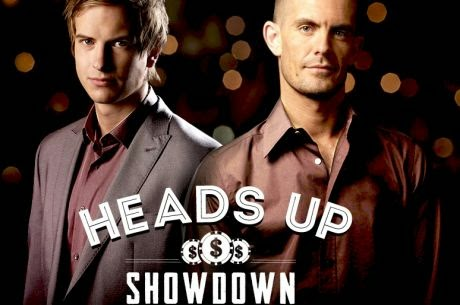 Gus Hansen Viktor Blom Heads Up Showdown