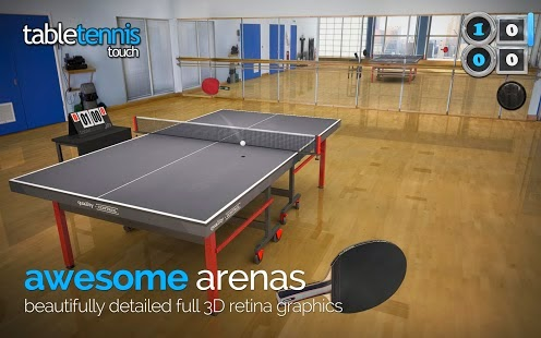 Table Tennis Touch Full Version Pro Free Download