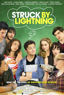 Ver Película Struck by Lightning Online Gratis (2012)