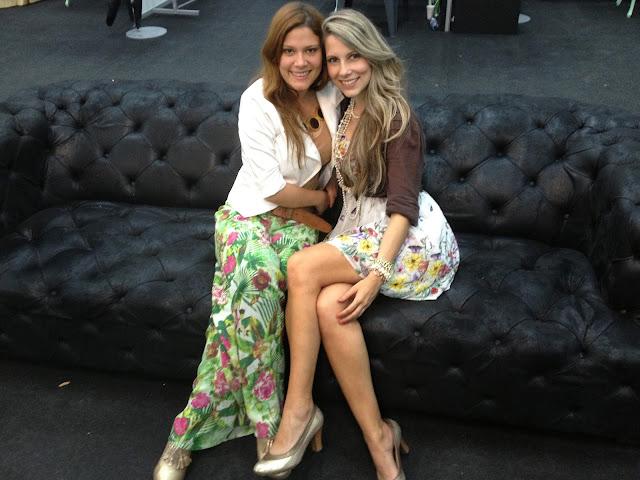 Fashion Work, Erika Acosta y Claudia Suarez