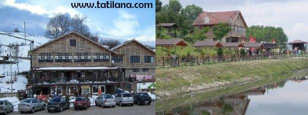 Ladik Belediyesi Göl Tesisleri