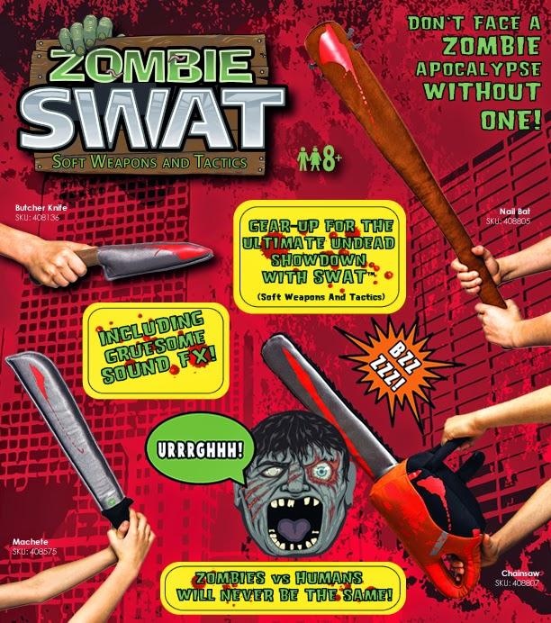Zombie SWAT (Factory Entertainment)