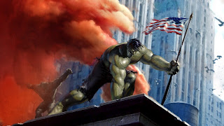 The Incredible Hulk Wallpaper