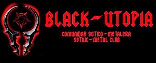 Imagen de la comunidad metalera Black Utopía