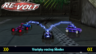 Mod Game RE-VOLT Klasik (Premium) - 3D v1.2.8