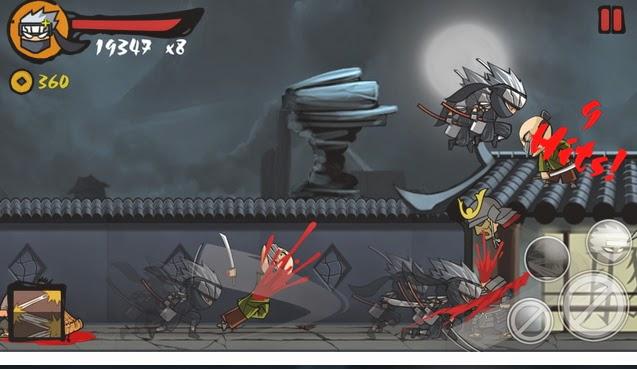Download Ninja Revenge v1.1.4 APK