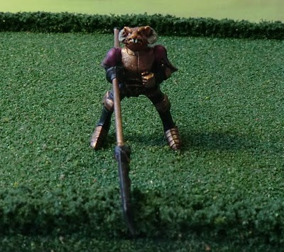 Skaven Character Mounted Knight Conversion