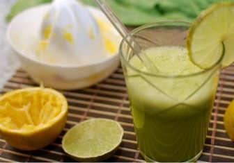 Suco para emagrecer rico em vitamina C
