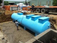 Thiết kế hệ thống xử lý nước thải sinh hoạt