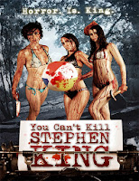 You Cant Kill Stephen King (2012) online y gratis